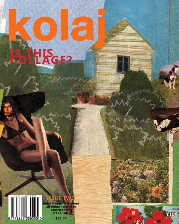 Image of Kolaj Magazine - Issue Two
