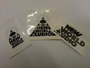 Image of NWA STICKER PACK
