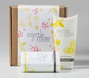Image of Gift Box - Soap & Hand Cream	Mandarin, Lemon Myrtle & Orange Peel