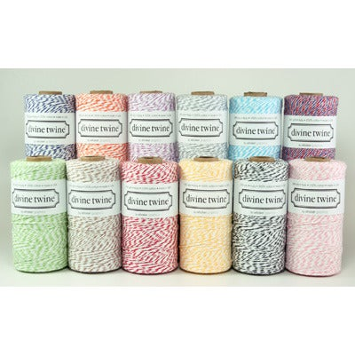 Image of Bakers Twine: Cotton Candy Pink