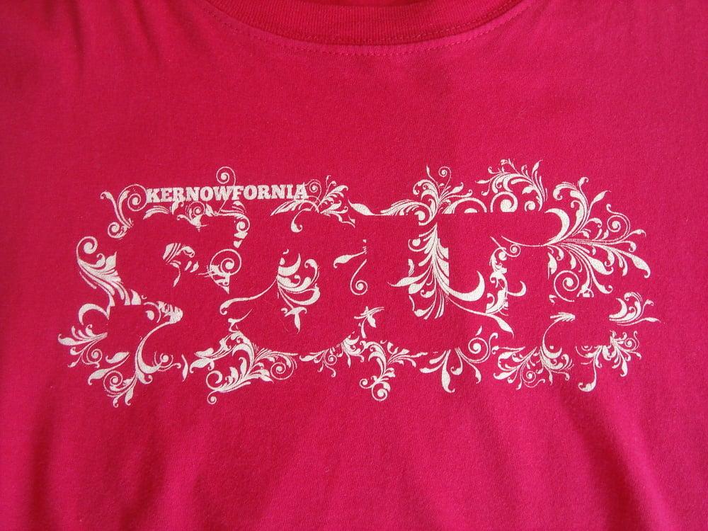 Image of Kids - Kernowfornia SOUL T-shirt(white or punk pink)