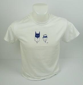 Image of Batman and Robin