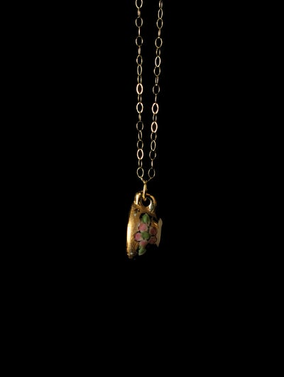 Image of cup necklace