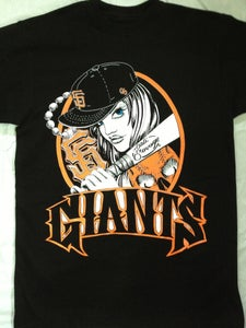 Image of Mens - SF Giants Bat Girl