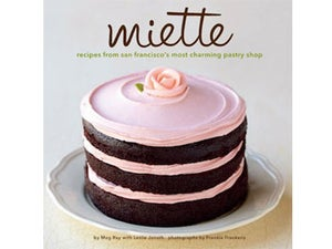 Image of MIETTE RECIPE BOOK BY MEG RAY WITH LESLIE JONATH