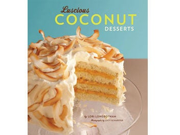 Image of LUSCIOUS COCONUT DESSERTS