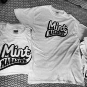 Image of Mint Magazine T Shirt S/M/L/X