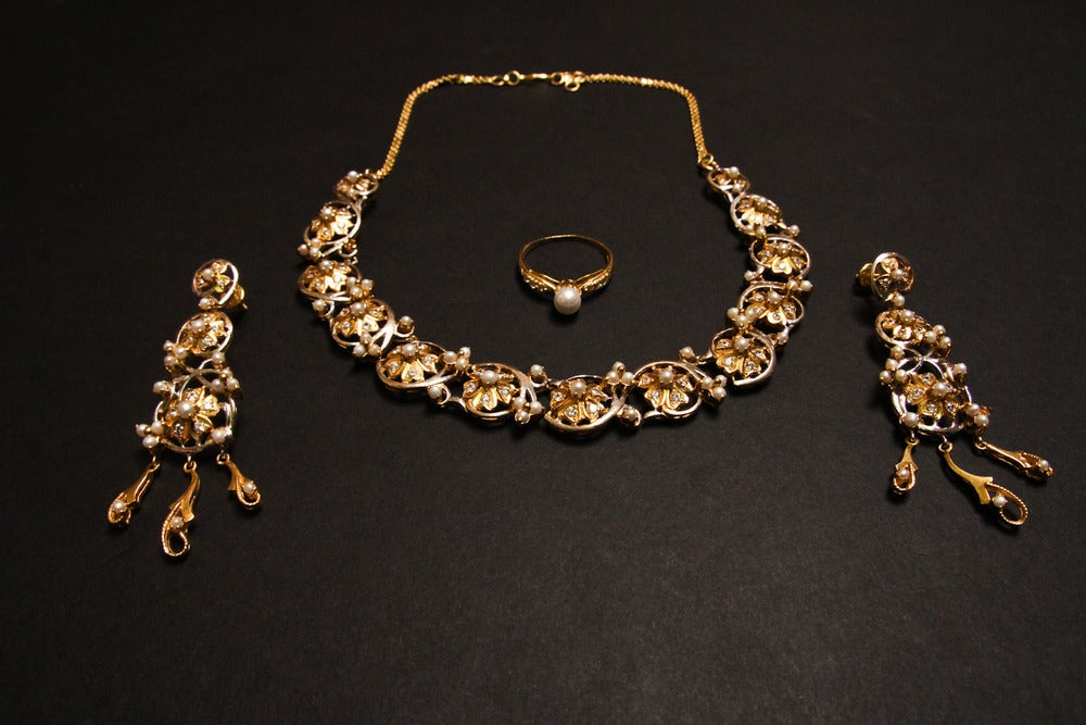 Image of Collier Set 3