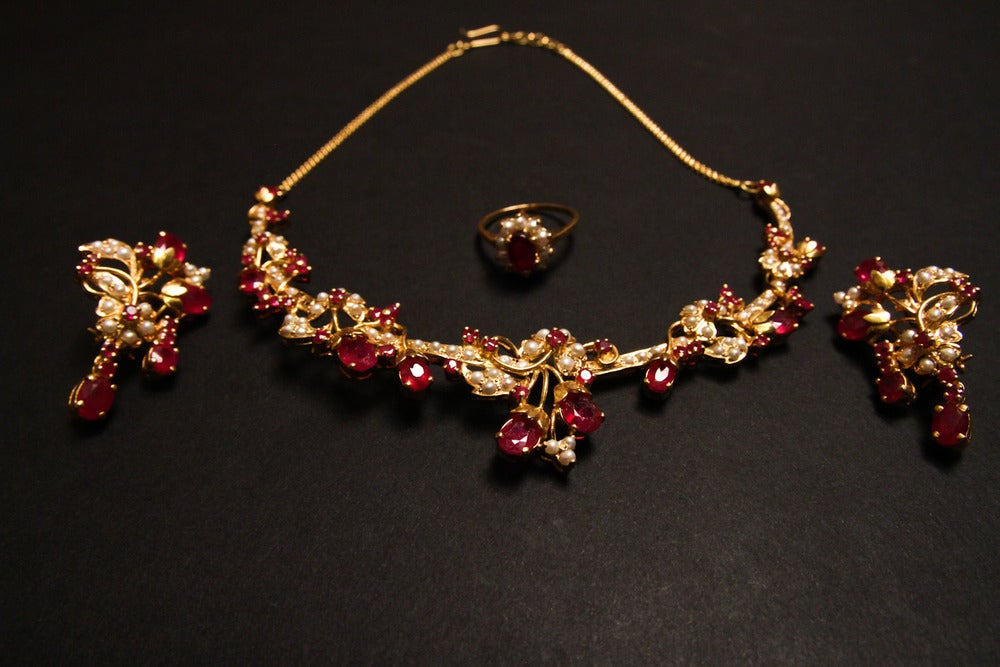 Image of Collier Set 4