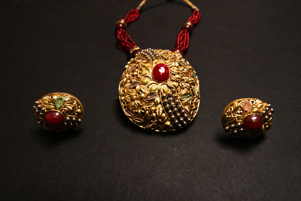 Image of Collier Set 9