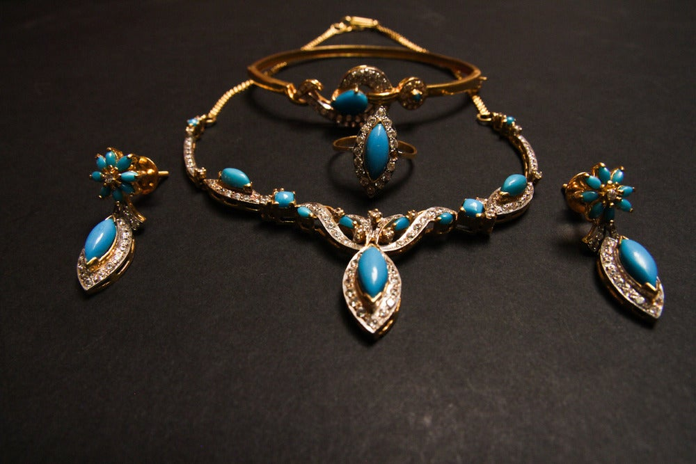 Image of Collier Set 10