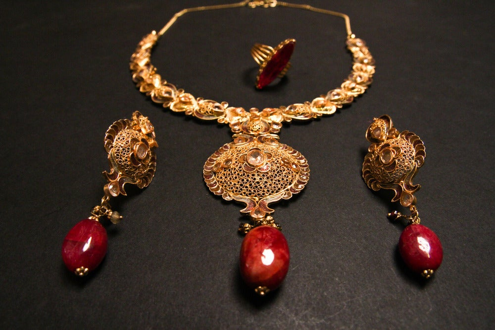 Image of Collier Set 16