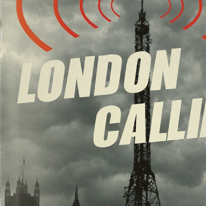 Image of London Calling Art Print