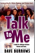Image of Talk To Me - Dave Burrows