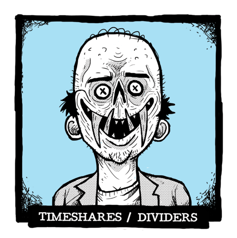 Image of Dividers / Timeshares Split
