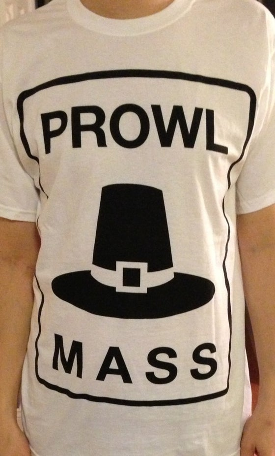 Image of The Prowl - Mass Pike Shirt