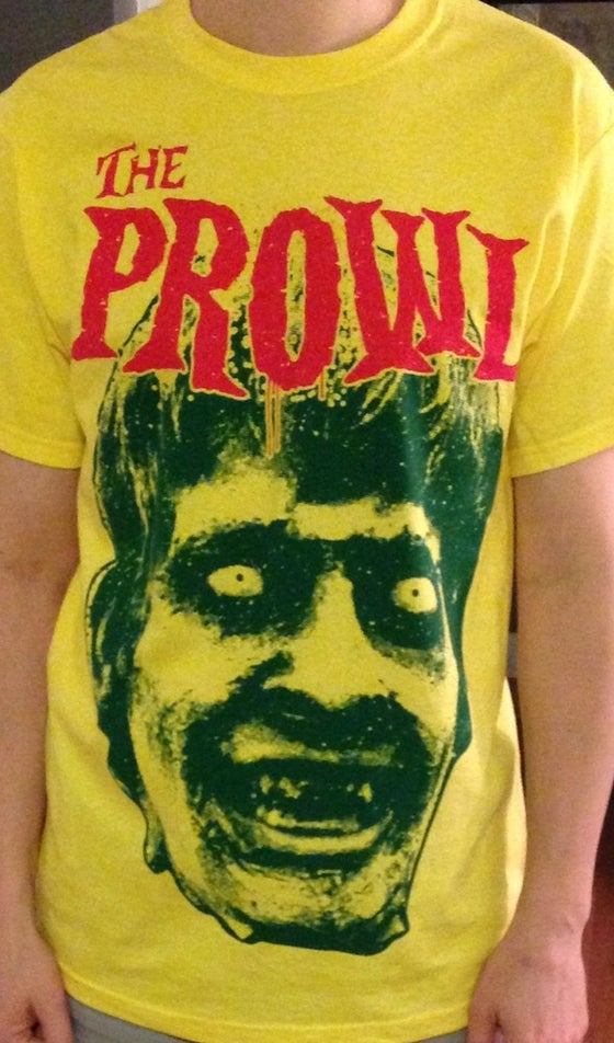 Image of The Prowl - Monster Face Shirt