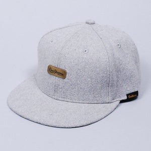 Image of Silo Buckleback Cap (Grey)