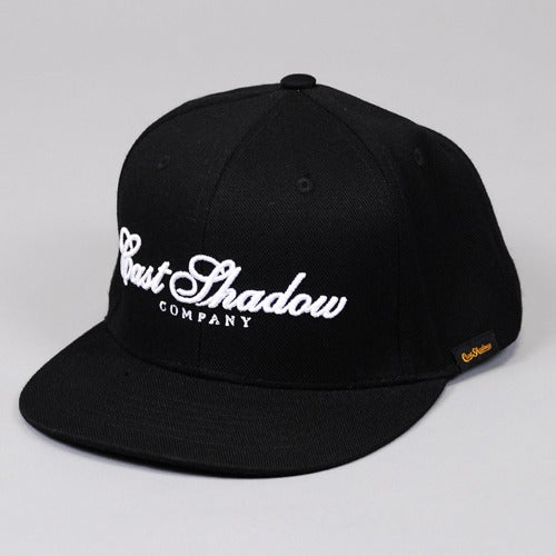 Image of London Snapback Cap (Black)