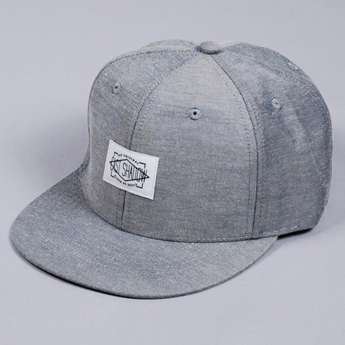 Image of Chamber Buckleback Cap (Grey)