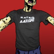 Image of Rated AARGH! Logo T