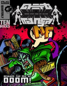 Image of GhettoManga Quarterly: MF DOOM
