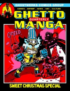 Image of GhettoManga Quarterly: Sweet Christmas Special