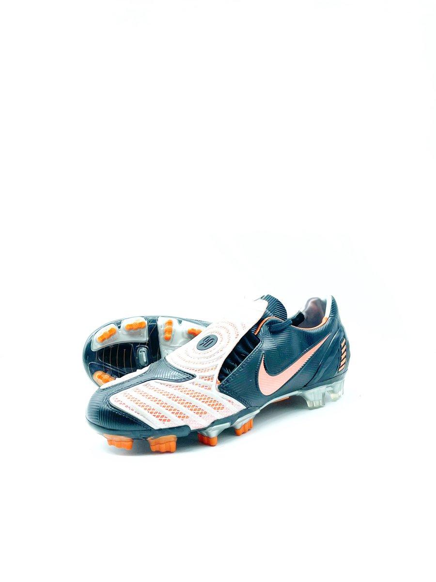 Image of Nike Total90 Laser II FG Orange