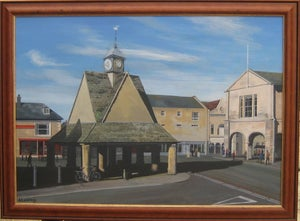 Image of The Buttercross, Witney