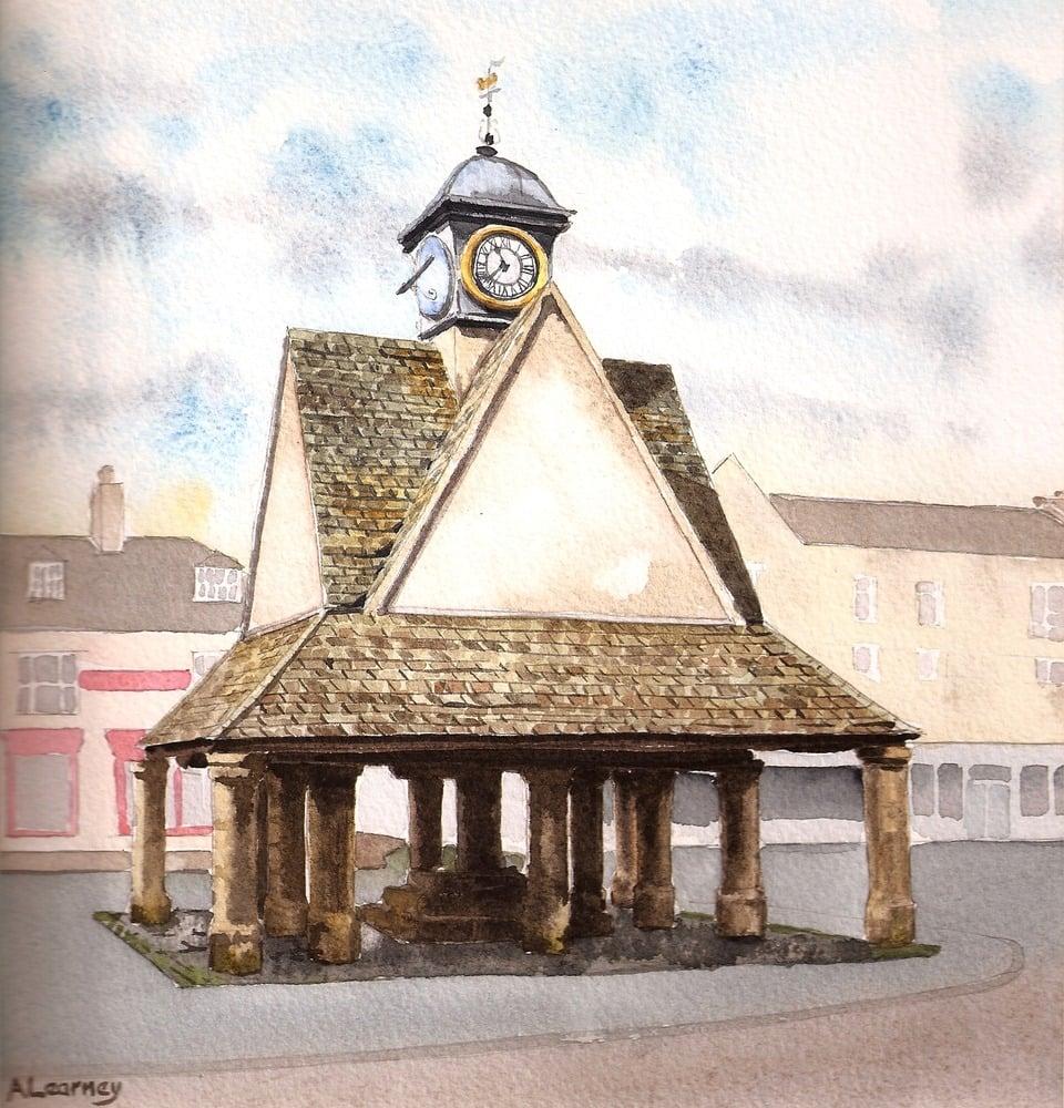 Image of Buttercross, Witney