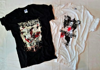Image of Screaming Eyes Old Tees