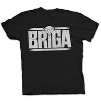 BRIGA - LOGO TSHIRT - HONIRO STORE