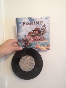 "Image of FISHING - OOOO 7"" Vinyl"
