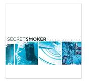 "Image of SECRET SMOKER ""Terminal Architecture"" vinyl LP"