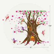 Image of Lorraine O'Callaghan - custom Magic Fairy Tree