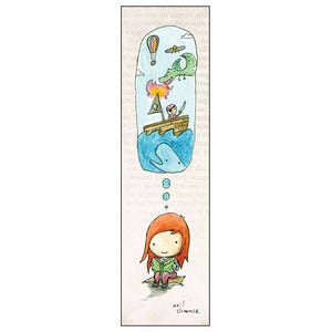 Image of Artist Bookmark #4 by Neil Slorance