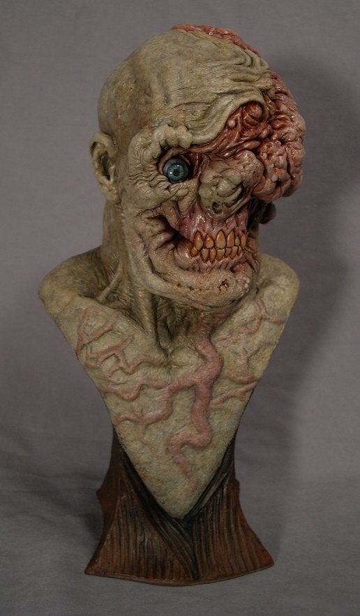 Image of Mikey Rotella's Creature Bust - Son of Monsterpalooza Exclusive