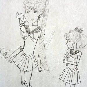 """Image of Tigerlily Biskup """"Sailor Moon"""""""