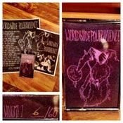 Image of Worldwide Powerviolence LIMITED EDITION Tape/poster/photo zine (shipping included)