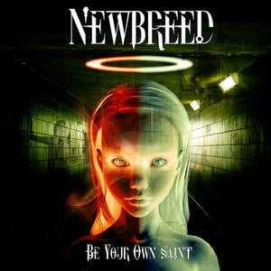 "Image of NewBreed CD ""Be Your Own Saint"""