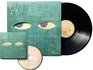 "Image of ""Voyeur"" - Full Length Album - CD & 12"" Vinyl"