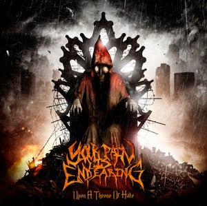 Image of Upon A Throne Of Hate EP