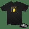 ((SIKA x ibun)) ibun lemon T-shirt