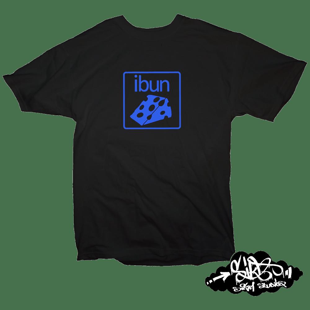 Image of ((SIKA x ibun)) ibun blue cheese T-shirt