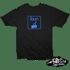 ((SIKA x ibun)) ibun blueberry T-shirt