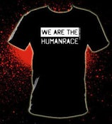 Image of We Are The Human Race T-Shirt
