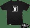 ((SIKA x ibun)) ibun super skunk T-shirt
