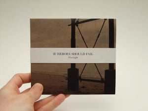 Image of First Light EP (Limited CD)
