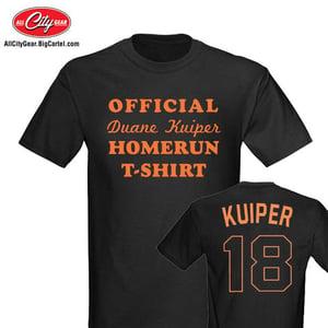 Image of Official Kuiper Homerun Jersey T-Shirt