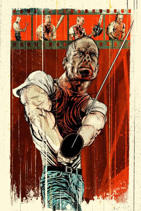 "Image of ""Butch"" regular edition."